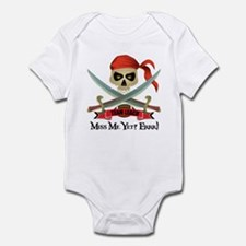 Funny Coach leach Infant Bodysuit