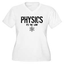 Physics - It's the Law! T-Shirt
