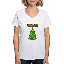 Have a Nice Christmas Shirt