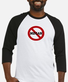 Anti-Megan Baseball Jersey