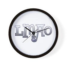 LMAO #1 Wall Clock