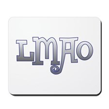 LMAO #1 Mousepad