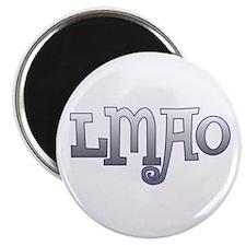 "LMAO #1 2.25"" Magnet (10 pack)"