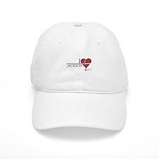 I Heart Jackson - Grey's Anatomy Baseball Cap
