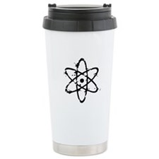 Nucular Atomics IV Travel Mug