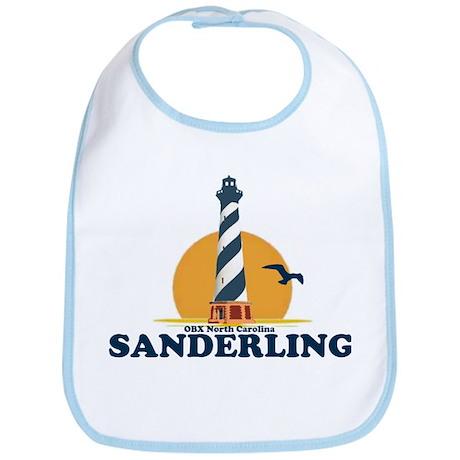 Sanderling NC - Lighthouse Design Bib