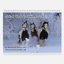 Irish Cob Calendar 2014