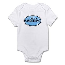 Sanderling NC - Oval Design Infant Bodysuit