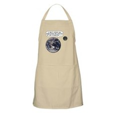 Gravity of the situation Apron