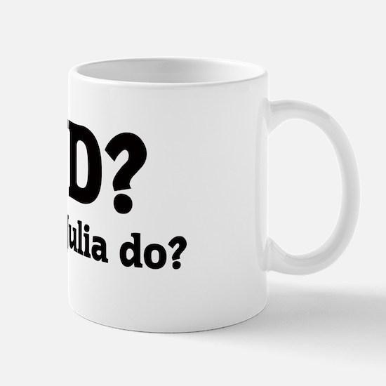What would Julia do? Mug