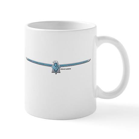 66 T Bird Emblem Mug