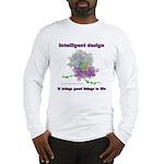 ID Good Things Long Sleeve T-Shirt