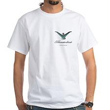 T Bird Emblem with Script Shirt