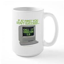 Version 1.0 Mug