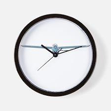 66 T Bird Emblem Wall Clock