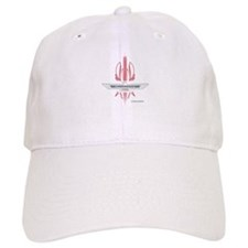 T Bird Emblem Pinstripes Baseball Cap