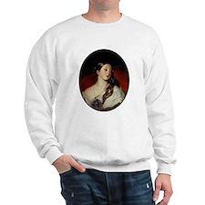 Unique Diana roses Sweatshirt