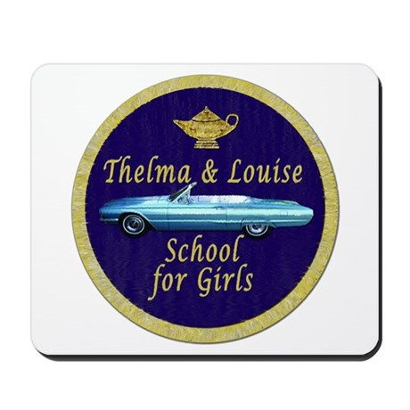 Thelma and Louise Mousepad