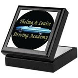 Thelma and louise Keepsake Boxes