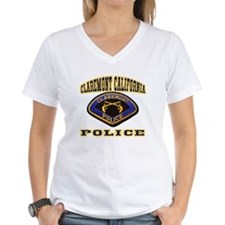 Claremont California Police Shirt