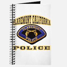 Claremont California Police Journal