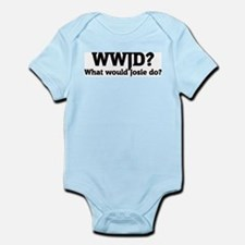What would Josie do? Infant Creeper