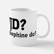 What would Josephine do? Mug