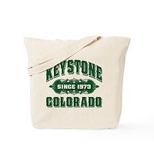 Keystone Since 1973 Green Tote Bag