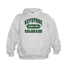 Keystone Since 1973 Green Hoodie
