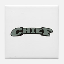 Chief Tile Coaster