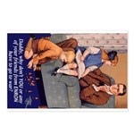 What About Daddy Postcards (8 Pack)