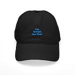 I'm Jewish Black Cap