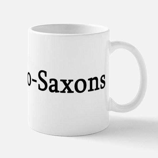 I Love Anglo-Saxons Mug