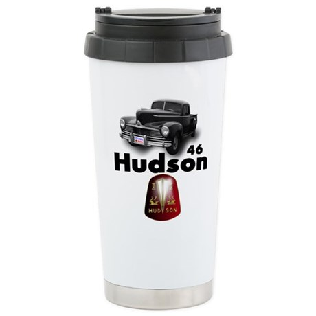 1946 Hudson Truck Stainless Steel Travel Mug