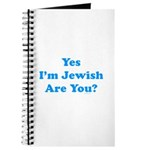 Yes I'm Jewish Journal