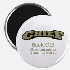 Chief - Back Off Magnet