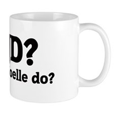 What would Joelle do? Small Mug