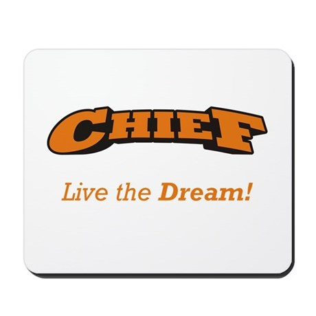 Chief - LTD Mousepad