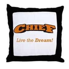 Chief - LTD Throw Pillow