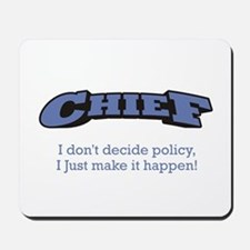 Chief - Happen Mousepad