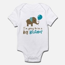Big Brother to be - Elephant Onesie