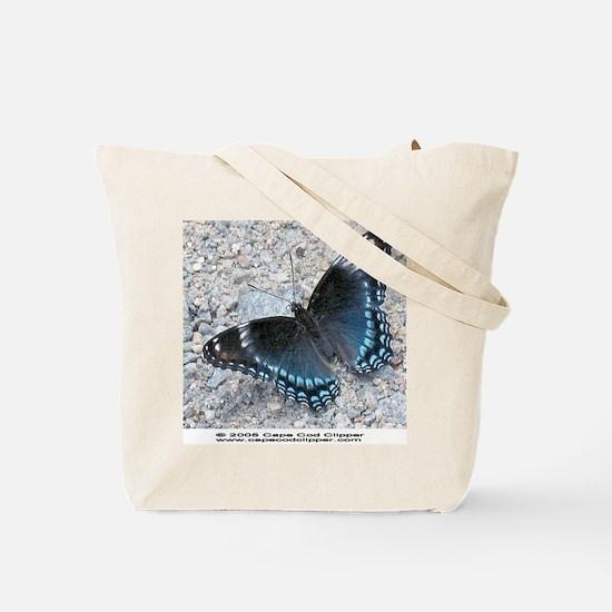 NICKERSON'S FISH MRKT Tote Bag<>Photo Back