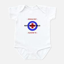 Reach Out Infant Bodysuit