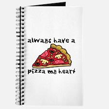 Pizza My Heart Journal
