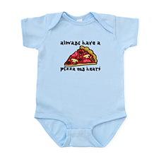 Pizza My Heart Infant Bodysuit