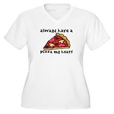 Pizza My Heart T-Shirt
