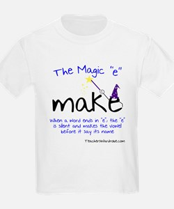 "The Magic ""E"" T-Shirt"