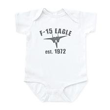 Varsity- F15-1972 Infant Bodysuit