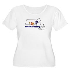 ILY Massachusetts T-Shirt