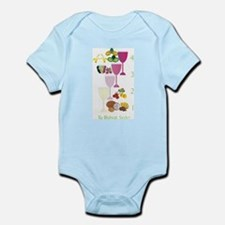 Tu B'shvat Seder Infant Bodysuit